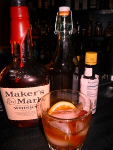 Black Pepper Old Fashioned