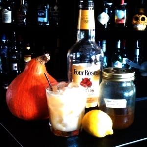 Pumpkin Sour
